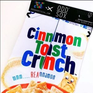 ODD SOX Cinnamon Toast Crunch Socks